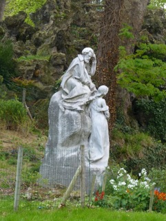פסל של שופן
