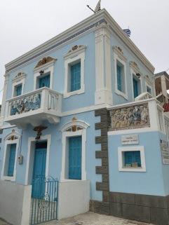 בית תפילה כחול